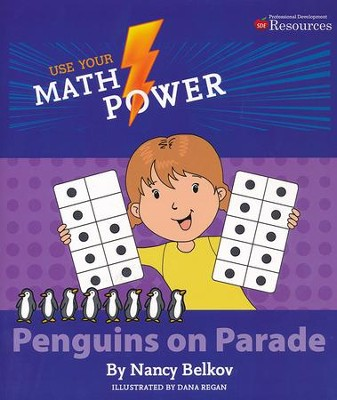 Use Your Math Power Penguins on Parade  -