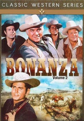 Bonanza Volume 2, DVD   -