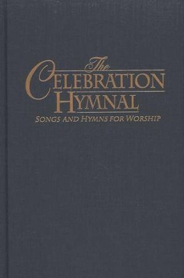 The Celebration Hymnal, Midnight Blue   -