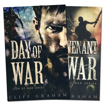 Lion of War Series, Volumes 1 & 2  -     By: Cliff Graham