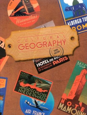 BJU Geography Student Text Grade 9 (Third Edition)    -