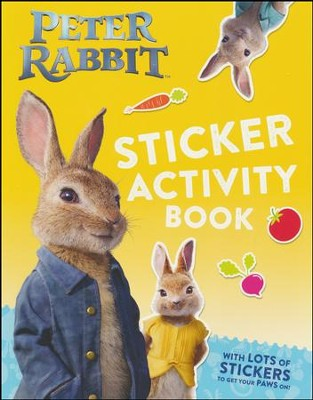 Peter Rabbit, The Movie Sticker Activity Book  -     By: Beatrix Potter