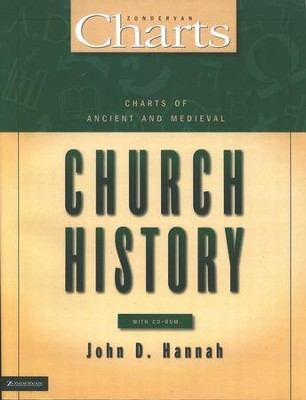 Charts of Ancient and Medieval Church History  -     By: John D. Hannah