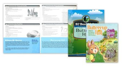 BJU Buttercup Hill Booklink Package, Grade 1    -