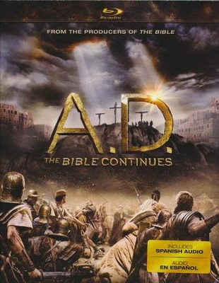 A.D. The Bible Continues, Blu-Ray   -
