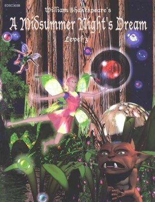 Easy Reading Shakespeare, Level 3: A Midsummer Night's Dream   -     By: William Shakespeare