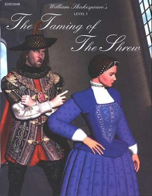 Easy Reading Shakespeare, Level 5: The Taming of the Shrew   -     By: William Shakespeare