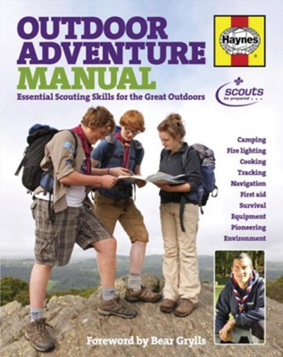 Outdoor Adventure Manual: Essential Scouting Skills for the Great Outdoors  -     By: The Scout Association
