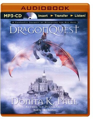 DragonQuest - unabridged audio book on MP3-CD  -     Narrated By: Ellen Grafton     By: Donita K. Paul