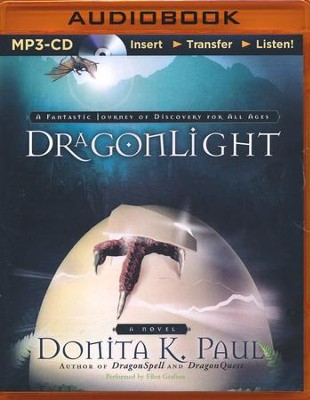 DragonLight #5 - unabridged audio book on MP3-CD   -     Narrated By: Ellen Grafton     By: Donita K. Paul