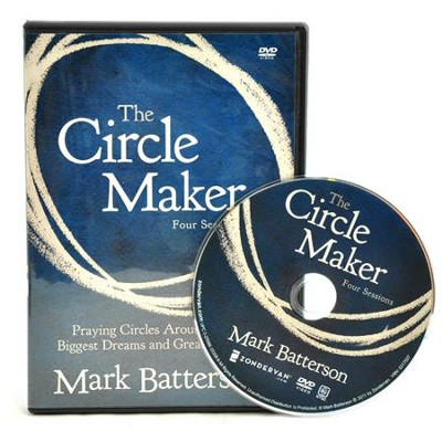 The Circle Maker: Trusting God with Your Biggest Dreams and Greatest Fears DVD  -     By: Mark Batterson