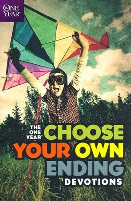 The One-Year Choose Your Own Ending Devotions   -     By: Pioneer Clubs