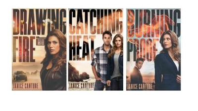 Cold Case Justice Series, Volumes 1-3  -     By: Janice Cantore