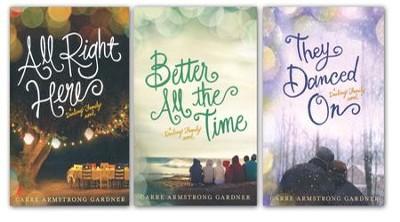 The Darling Family Series, Volumes 1-3  -     By: Carre Armstrong Gardner