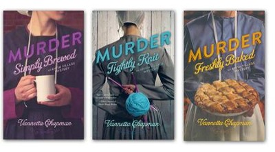Amish Village Mystery Series, Volumes 1-3  -     By: Vannetta Chapman