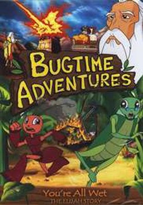 Bugtime Adventures: You're All Wet (The Elijah Story), DVD   -