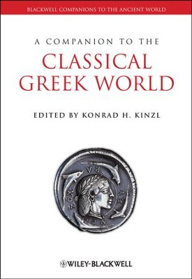 A Companion to the Classical Greek World  -     Edited By: Konrad H. Kinzl     By: Konrad H. Kinzl(Ed.)
