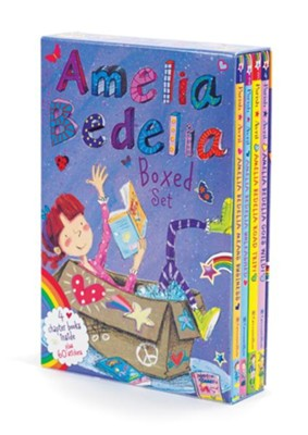 Amelia Bedelia Chapter Books Boxed Set  -     By: Herman Parish, Lynne Avril