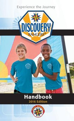 Discovery Rangers Handbook - eBook  -     By: Gospel Publishing House