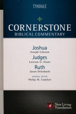Cornerstone Biblical Commentary, Volume #3: Joshua, Judges, Ruth  -     By: Joseph Coleson, Lawson G. Stone, Jason Driesbach