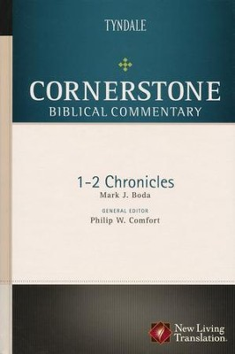 Cornerstone Biblical Commentary: Volume 5A - 1 & 2 Chronicles  -     By: Mark J. Boda, Philip W. Comfort