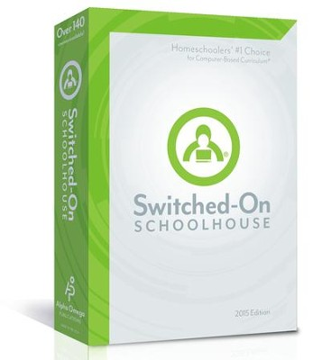 Family and Consumer Science: Switched-On Schoolhouse, 2015 Edition on CD-ROM  -