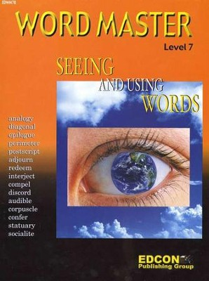 Word Master - Seeing and Using Words Level 7  -