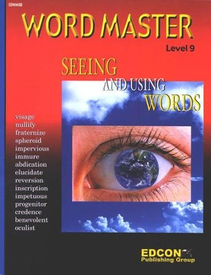 Word Master: Seeing and Using Words, Level 9   -