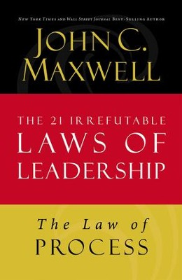 Law 3: The Law of Process - eBook  -     By: John C. Maxwell