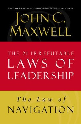 Law 4: The Law of Navigation - eBook  -     By: John C. Maxwell