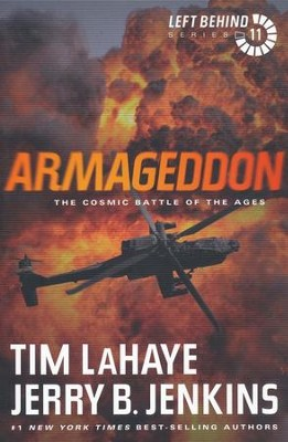 Armageddon, Left Behind Series #11 (rpkgd)   -     By: Tim LaHaye, Jerry B. Jenkins