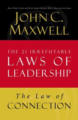 Law 10: The Law of Connection - eBook  -     By: John C. Maxwell