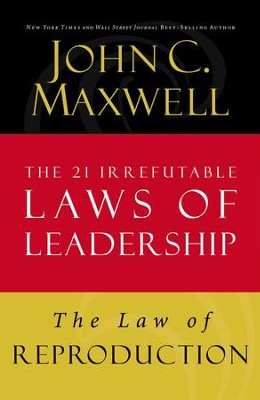 Law 13: The Law of the Picture - eBook  -     By: John C. Maxwell
