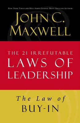Law 14: The Law of Buy-In - eBook  -     By: John Maxwell