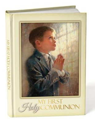 My First Holy Communion Mass Book, Boy   -     By: Kathy Fincher