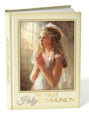 My First Holy Communion Mass Book, Girl   -     By: Kathy Fincher