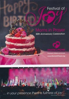 Festival of Joy DVD: Sessions 1 - 5  -     By: Moms In Prayer International