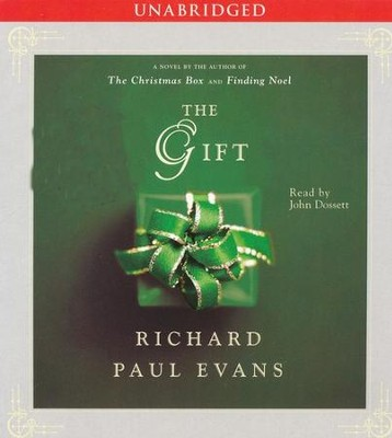 The Gift Audiobook on CD  -     By: Richard Paul Evans