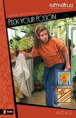 Pick Your Poison - eBook  -     By: Kristi Holl