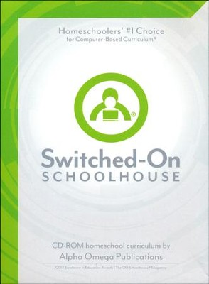 Grade 10 Math, Switched-On Schoolhouse  -