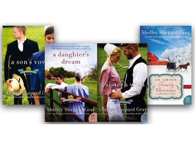 Charmed Amish Life Series, 4 Volumes  -     By: Shelley Shepard Gray
