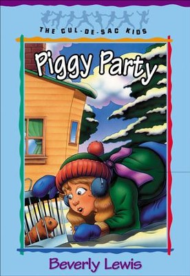 Piggy Party - eBook  -     By: Beverly Lewis