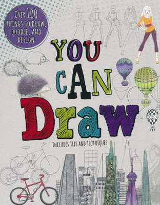 You Can Draw  -     By: Parragon Books