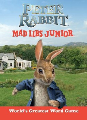 Peter Rabbit Mad Libs Junior  -     By: Sarah Fabiny