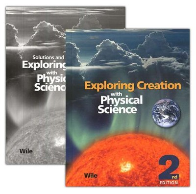 Apologia Exploring Creation with Physical Science Basic Set  (2nd Edition)    -     By: Dr. Jay L. Wile