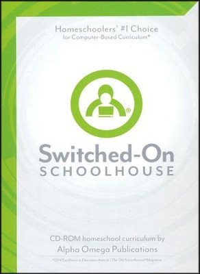 College Planner, Switched-On Schoolhouse  -