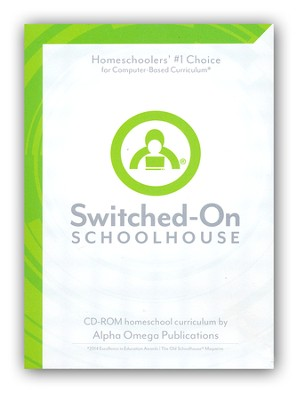 GED Preparatory Language, Switched-On Schoolhouse  -