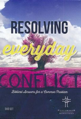 Resolving Everyday Conflict: Biblical Answers for A Common Problem DVD  -     By: Peacemaker Ministries
