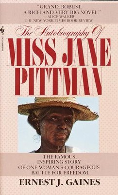 The Autobiography of Miss Jane Pittman - eBook  -     By: Ernest J. Gaines