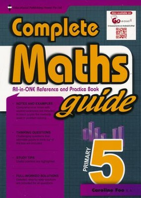 Complete Maths Guide P5   -
